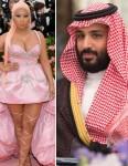 Nicki Minaj / Mohammed bin Salman