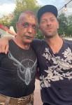 Till Lindemann & Chris Martin (42)