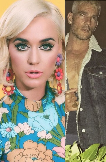 Katy Perry & Josh Kloss