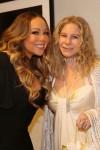 Mariah Carey 8 Barbra Streisand