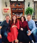 Eric McCormack (56), Debra Messing (50), Megan Mullally (60) & Sean Hayes