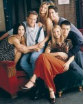 """""""Friends"""" aktoriai"""