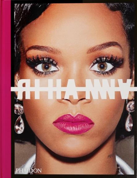 Rihanna knygos viršelis