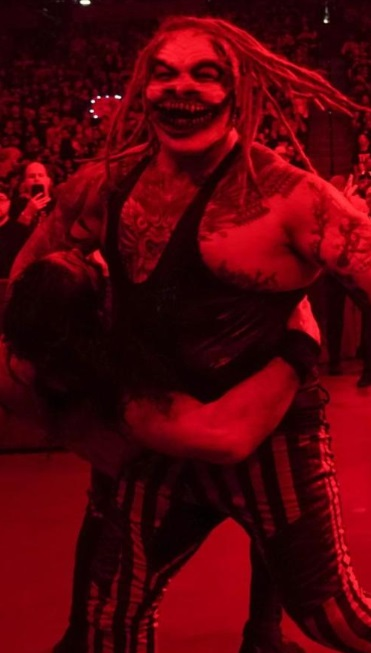 Seth Rollins (33) & Bray Wyatt
