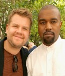 James Corden & Kanye West