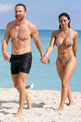 David Guetta & Jessica Ledon