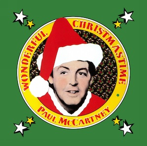 "Paul McCartney ""Wonderful Christmas Time"" CD"