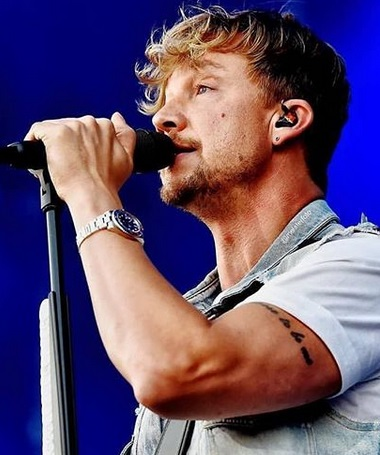 "Samu Haber ""Sunrise Avenue"""