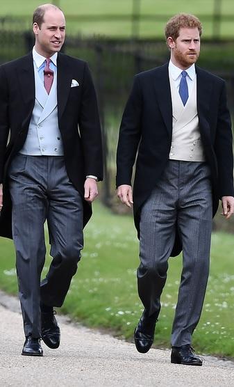 William & Harry