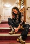 """Steven Tyler (""""Aerosmith"""")"""
