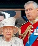 Elizabeth II (93) & princas Andrew