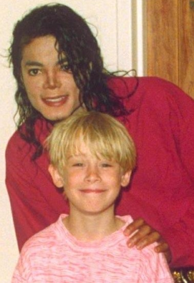 Michael Jackson & Macaulay Culkin
