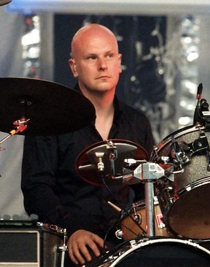 "Philip Selway (""Radiohead"")"