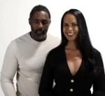 Idris Elba & Sabrina Dhowre-Elba