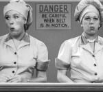 "Vivian Vance & Lucille Ball (""I Love Lucy"")"