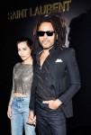 Zoë & Lenny Kravitz