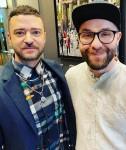 Justin Timberlake (39) & Mark Forster