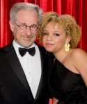 Steven & Mikaela Spielberg