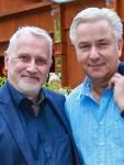 Jörn Kubicki & Klaus Wowereit