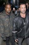 Kanye West & Steve Stanulis