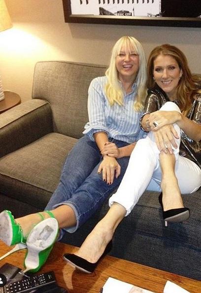 Sia & Céline Dion (52)