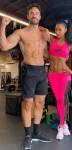Thom Evans & Nicole Scherzinger