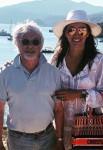 Bernie Ecclestone & Fabiana Flosi