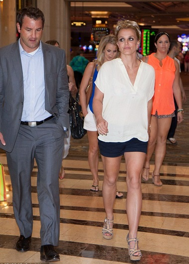 Bryan & Britney Spears