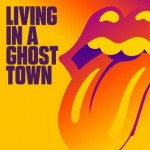 """The Rolling Stones """"Living In A Ghost Town"""" CD"""