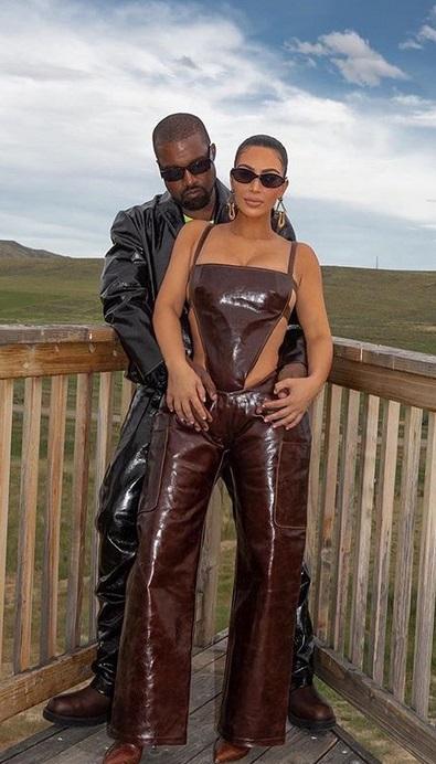 Kanye West & Kim Kardashian (38)