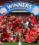 """FC """"Bayern"""" komanda"""