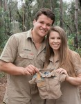 Chandler Powell & Bindi Irwin