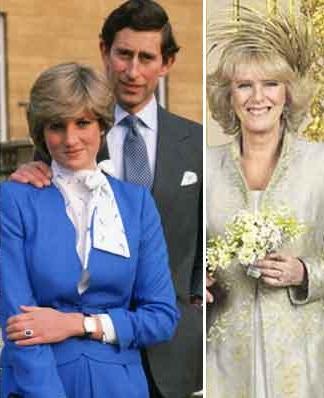 Diana & Charles / Camilla