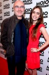 Phil & Lily Collins