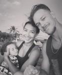Josey, Naya Rivera & Ryan Dorsey