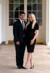 Michael Boulos & Tiffany Trump