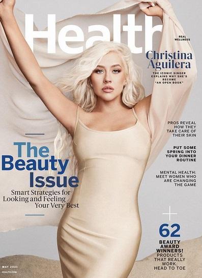 "Christina Aguilera @ ""Health"""
