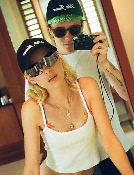 Nicola Peltz & Brooklyn Beckham