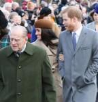 Philip, Meghan & Harry