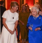 Sophie Wessex & Elizabeth II