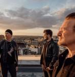 The Edge, Martin Garrix & Bono