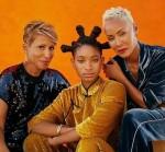 Gam, Willow & Jada Pinkett Smith